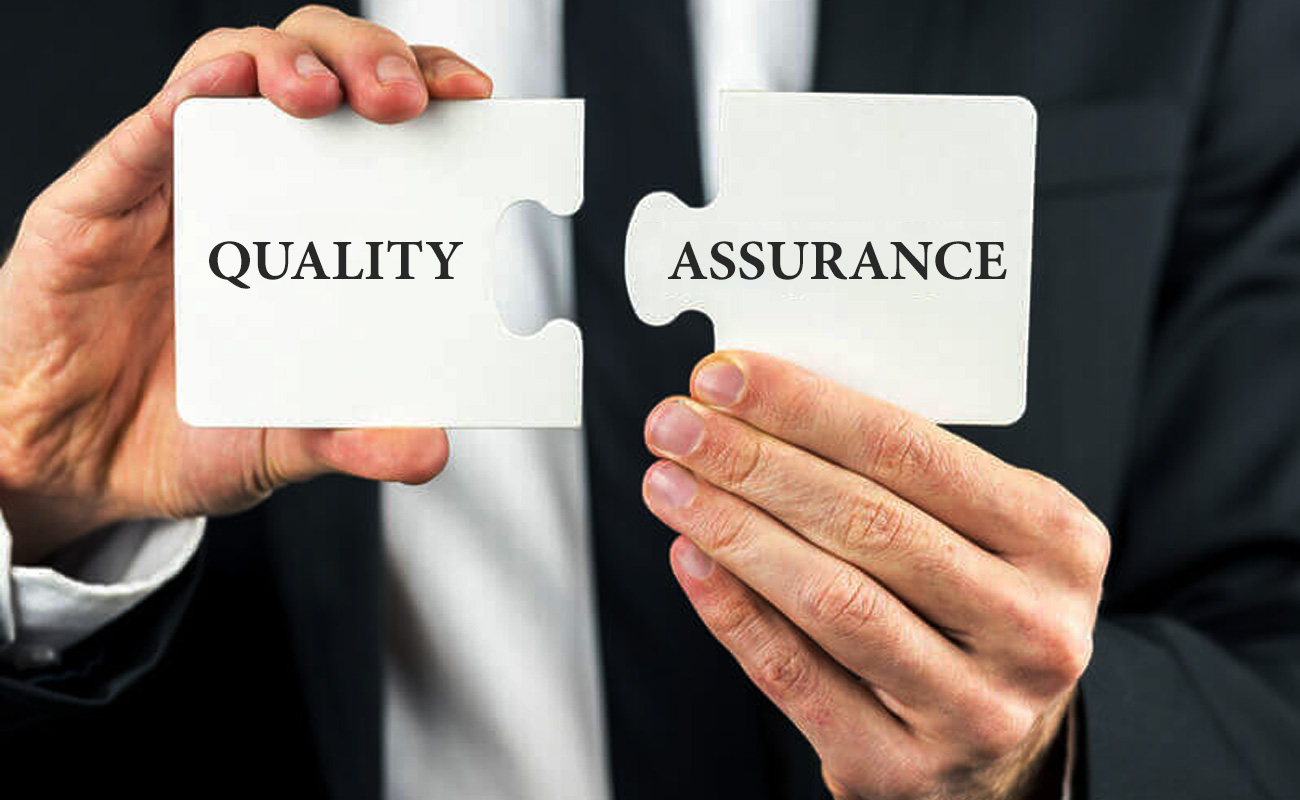 Quality Assurance a Necessity, rather than a Luxury